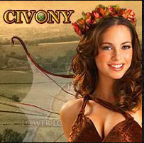 previous name Civony
